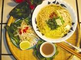Bouillon aux vermicelles de Hanoi