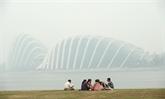 Jakarta ensemence les nuages pour éteindre les feux indonésiens