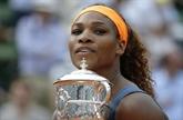 Roland-Garros : Serena Williams clôt une année exceptionnelle