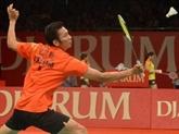 Nguyên Tiên Minh médaillé de bronze aux Championnats du monde de badminton