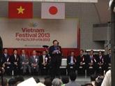 Le Vietnam en fête à Tokyo