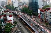 Les autoponts en acier contribuent à réduire les embouteillages à Hanoi et HCM-Ville