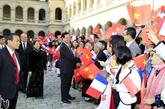 Activités du Premier ministre Nguyên Tân Dung à Paris