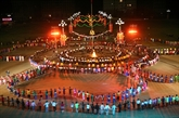 L'ancienne dance Xoè Thai à Yên Bai établira un record du Vietnam