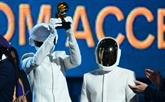 Grammy Awards : victoire historique pour le duo français Daft Punk