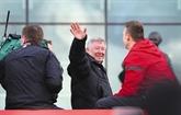 Alex Ferguson, un retraité pas vraiment en retrait