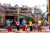 Patrimoine : le bài choi sur le chemin d'une reconnaissance par l'UNESCO