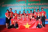Le Vietnam brille aux Olympiades internationales de maths et des sciences