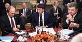Ukraine et Russie sont d'accord sur un prix provisoire du gaz