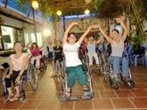 Une classe de danse particulière à Hô Chi Minh-Ville