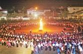 Muong Lo : plus grande célébration de la danse ancienne de l'ethnie Thai, le Xoe