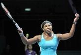 Tennis : Serena Williams corrigée par Simona Halep au Masters
