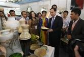 Foire des souvenirs et des produits artisanaux de Hanoi 2014