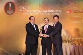 Vietravel, premier voyagiste du Vietnam honoré par TTG Asia Media