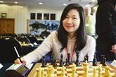 Les joueuses d'échecs de Hanoi positionnent leurs pièces