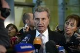 Gaz : pas d'accord entre Kiev et Moscou à Bruxelles