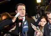 Signature de l'accord tripartite sur la livraison de gaz russe à l'Ukraine