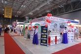Ouverture de l'Exposition internationale sur la franchise et la vente au détail