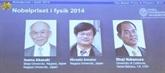 Le Nobel de physique aux trois inventeurs japonais de l'ampoule LED