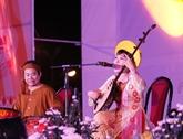 Festival des arts folkloriques et des costumes traditionnels à Dà Lat