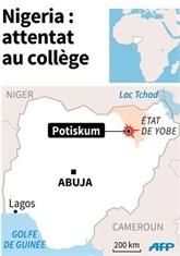 Nigeria : 47 élèves tués dans un attentat suicide dans leur lycée