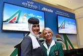 Feu vert de Bruxelles à l'alliance entre les compagnies Etihad et Alitalia