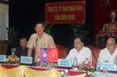 Vietnam et Laos intensifient leur coopération décentralisée