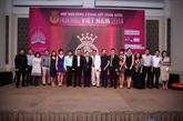 La finale du concours Miss Vietnam 2014