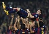 Espagne : Messi buteur record en Liga, Ronaldo éclipsé