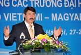 Conférence des recteurs des universités Vietnam-Hongrie