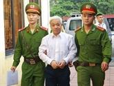 ACB : ouverture du procès en appel de l'affaire de Nguyên Duc Kiên
