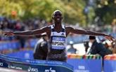 Marathon de New York : Kipsang se console avec un beau chèque