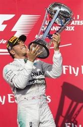 GP des États-Unis : Hamilton (Mercedes) plus vite et plus près du titre