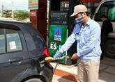 L'essence bio sera mise en vente en décembre 2015 dans tout le pays