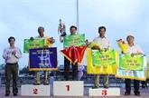 Courses de pirogues Ghe Ngo des Khmers du Sud – Soc Trang 2014