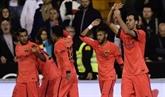 Espagne : le Barça sur le fil, le succès de l'Atletico