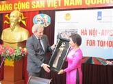 Le maire d'Amsterdam en visite de travail au lycée Hanoi-Amsterdam