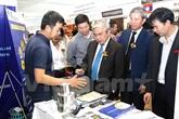 Le Vietnam participe à LAO TECHMART-2014