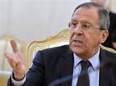 La Russie accuse l'Occident de soutenir les faucons ukrainiens