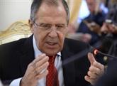 Ukraine : Moscou accuse les Occidentaux de perturber le processus de paix