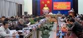 Tây Nguyên : intensifier la coordination dans l'information pour la sécurité et la défense