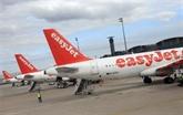 Grève chez easyJet : 30% des vols annulés en France