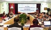 Presse : conférence sur les questions de démographie et de développement