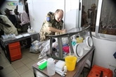 Ebola : le Mali reçoit un laboratoire mobile financé par l'Allemagne