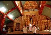 Phat Diêm ou le mariage architectural Est-Ouest