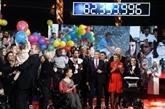 Téléthon 2014 : plus de 82 millions d'euros de promesses de dons