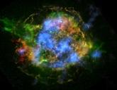 Des astronomes dans le cœur d'une étoile juste avant son explosion