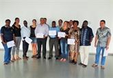Clôture d'un stage en immersion linguistique à la Réunion