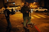 Gaza : feu nourri de roquettes du Jihad islamique, vague de raids israéliens