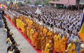 La fête bouddhique Quan Thê Âm à Dà Nang